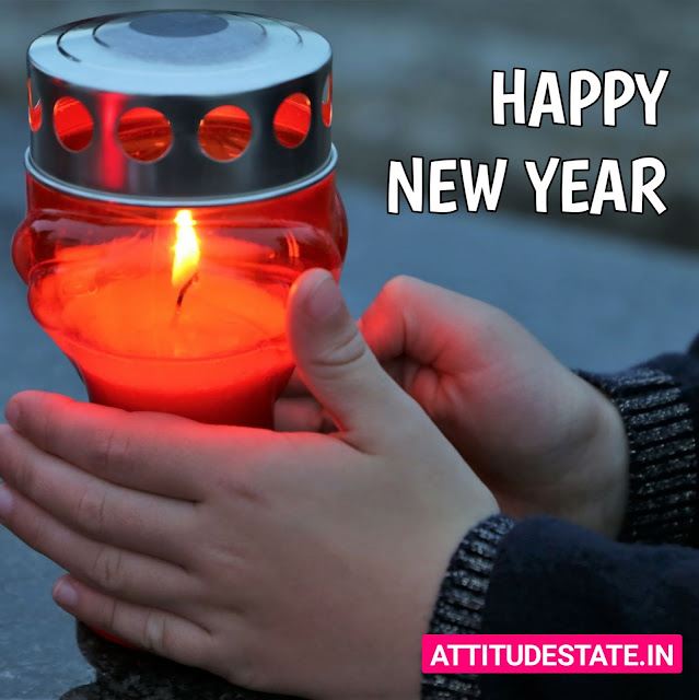 happy new year image message