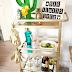 Ikea hack: DIY bar cart/drinks trolley