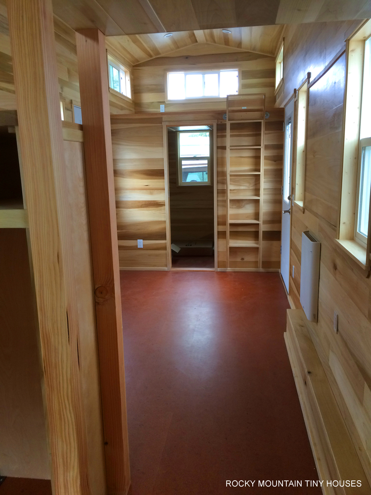 Tiny Home Designs: TINY HOUSE TOWN: The Bayfield From Rocky Mountain Tiny Houses