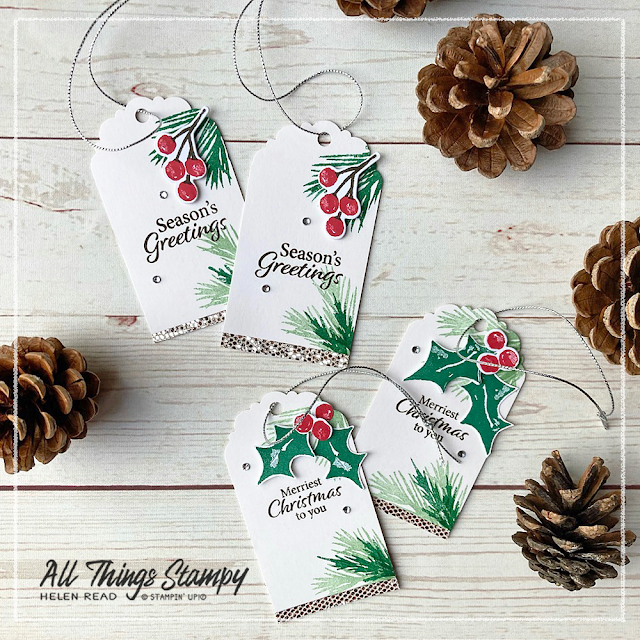 Stampin' Up! Christmas Season ideas