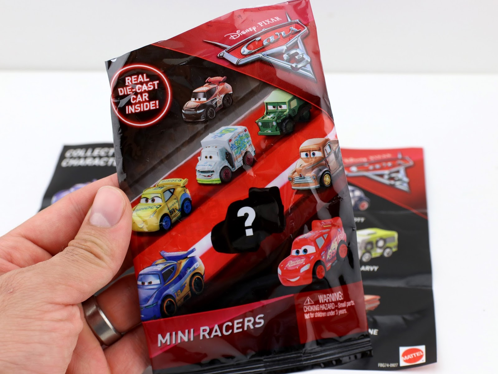 cars 3 mattel mini racers blind bags guide guide