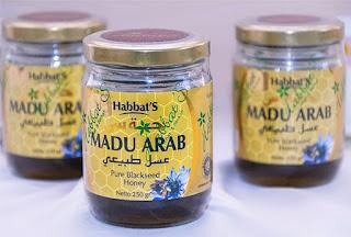 habbats madu arab