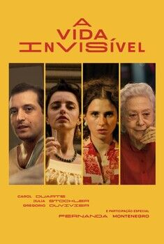A Vida Invisível Torrent – WEB-DL 720p Nacional<