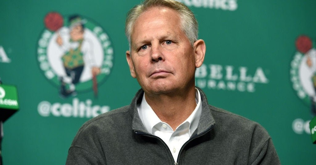 Tin lining: the Celtics may now have space for a max-contract player