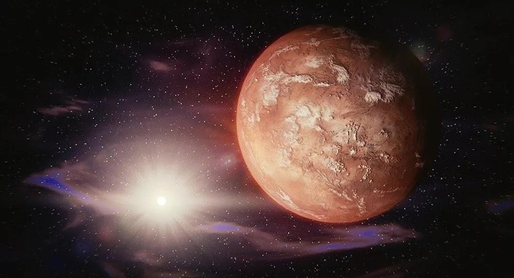 SCI-TECH : L'analyse d'une météorite martienne révèle des traces d'eau très anciennes