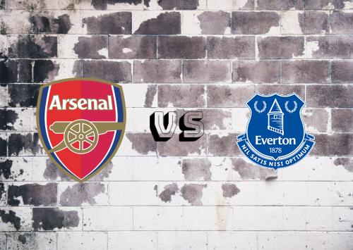 Arsenal vs Everton  Resumen y Partido Completo