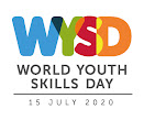 World Youth Skills Day celebrated on 15 July