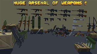 Pixel Fury: Multiplayer 3D Mod Apk v6.0 Terbaru