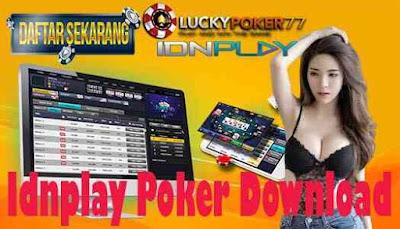 Idnplay Poker Download