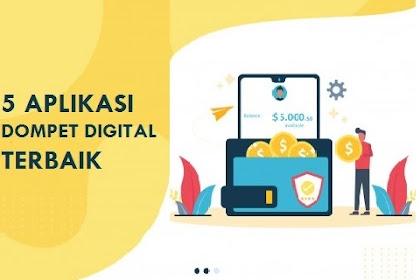5 Aplikasi Dompet Digital Terbaik di Indonesia, Nomer 1 Siapa ya?
