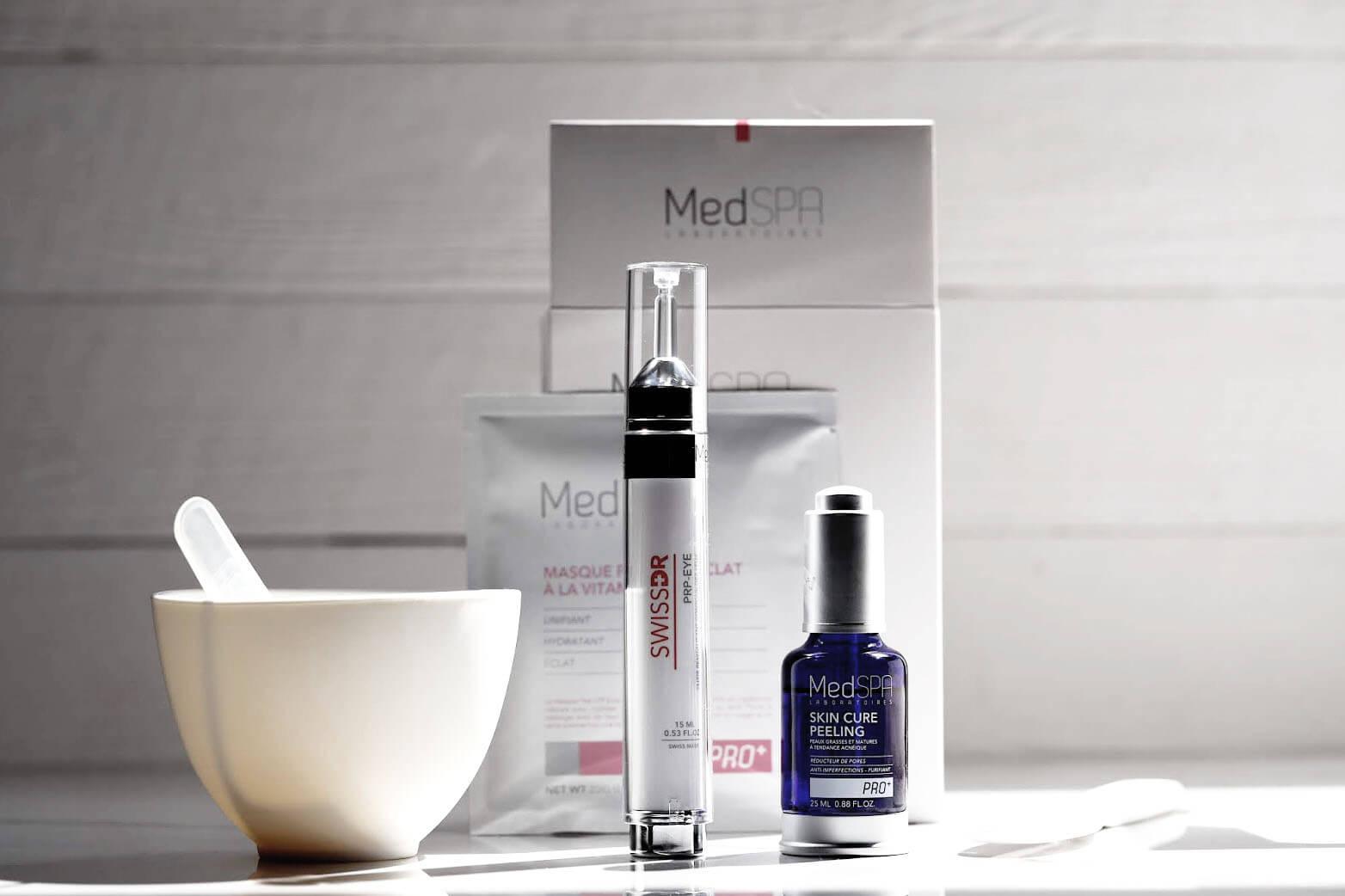 MedSpa Soins Visage ingredients avis