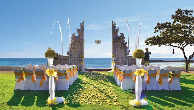 pesta pernikahan di bali