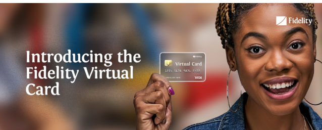 Fidelity Bank Virtual Card