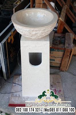 Pedestal Batu Marmer Murah, Harga Pedestal, Harga Wastafel Pedestal