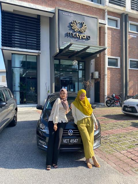 Bagi Kereta Mewah Untuk Staf, Mutyara, Tunjuk Riak, Asyraf Khalid, Tya Arifin, Datuk Seri Khalid Mohamad Jiwa, Datuk K, Siti Aafiyah Khalid,