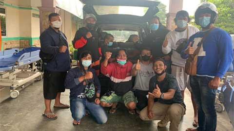 Sat Reskrim Polres Payakumbuh Tangkap 3 Pelaku Curanmor
