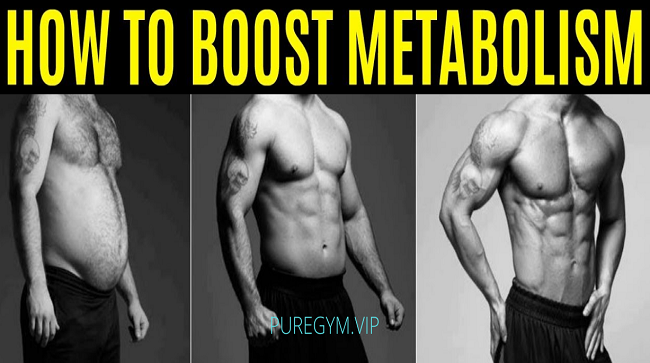 How To Boost Your Metabolism And Burn More Fat