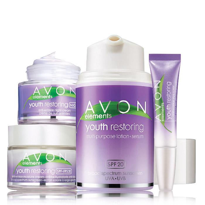 Shop Avon Elements Youth Restoring Collection $16.99 >>>