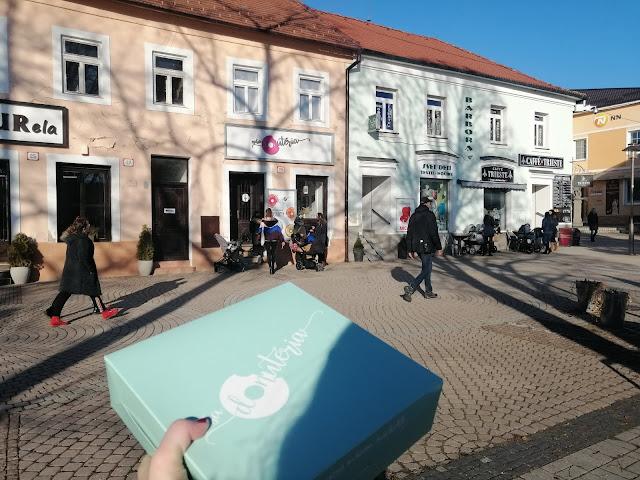 Americké donuty na Slovensku!