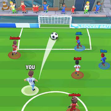 Soccer Battle v1.5.0 Apk Mod [Dinheiro Infinito]
