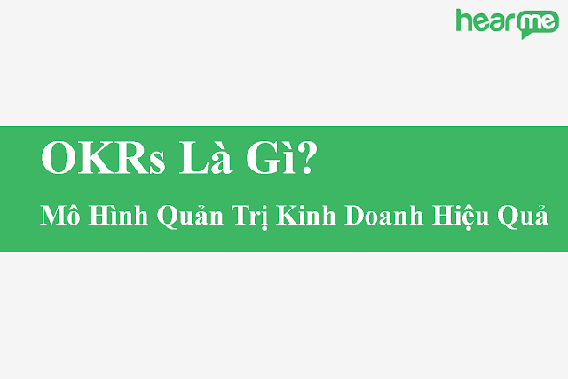 chí số OKRs là gì