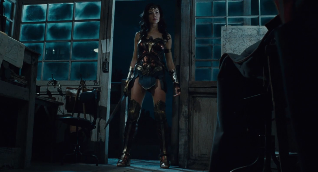 Watch Gal Gadot Fight in This WONDER WOMAN Clip