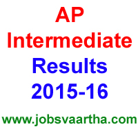 AP Intermediate Result 2016 - AP Inter  1st, AP inter 2nd Year Result 2016 Official website of inter board bieap.gov.in