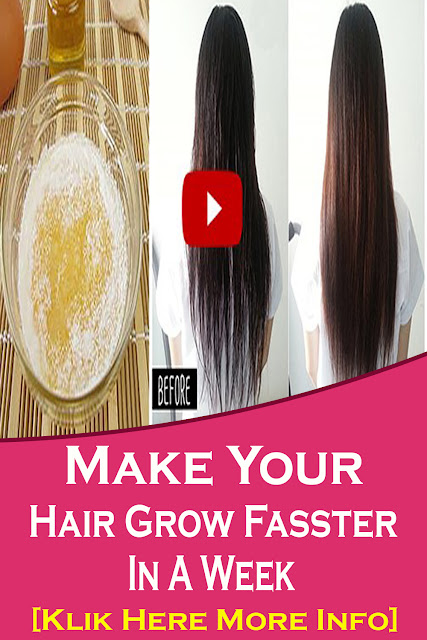 How To Make Your Hair Grow Faster In A week