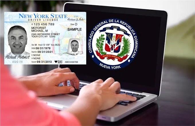Consulado en Nueva York dará asistencia a dominicanos indocumentados para obtener licencias de conducir