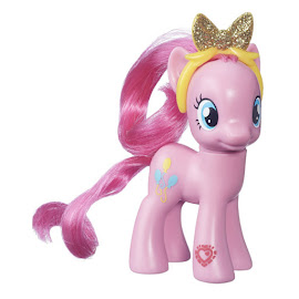 My Little Pony Hairbow Singles Pinkie Pie Brushable Pony