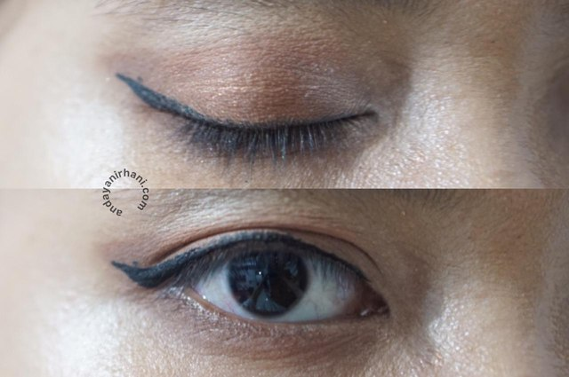 how to use eyeliner