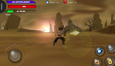 Power Level Warrior v1.0.2a Mod Apk-screenshot 1