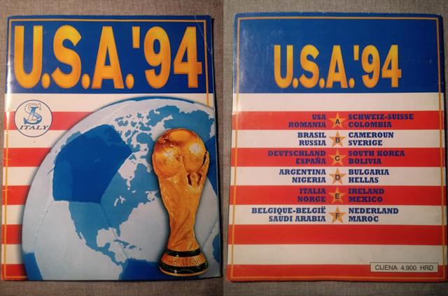 Copertina Album Usa 94 Service line