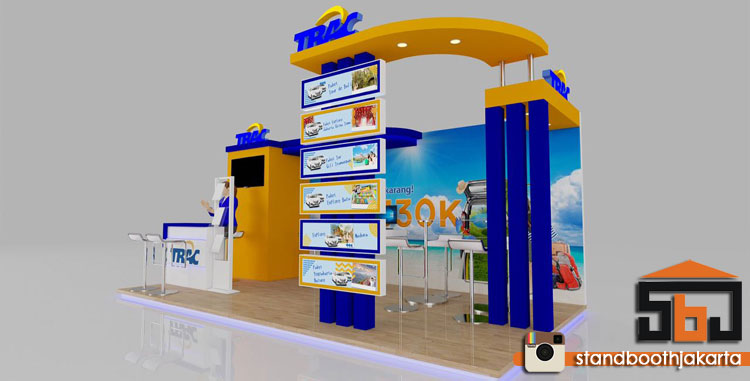 Stand Booth Jakarta
