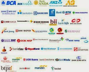 Daftar Kode Bank lengkap