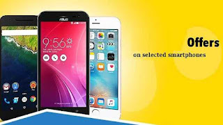 Cash Back Offers on iPhone Smartphones