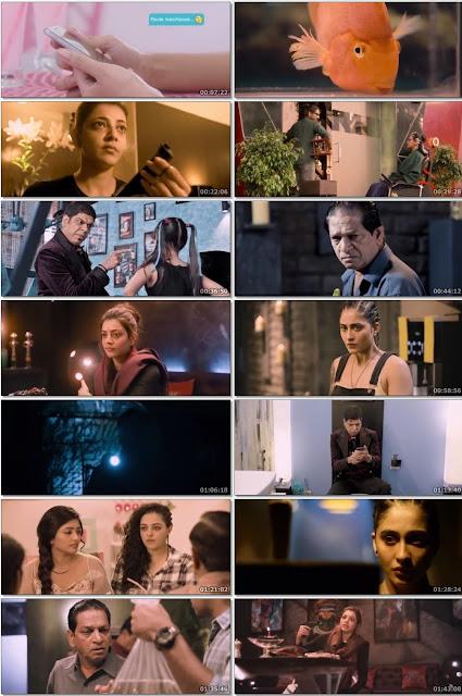 Awe! (2018) [Hindi+Telugu] 480p 720p Dual Audio HD || 7starHD