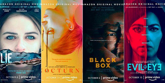'Welcome to the Blumhouse', las cuatro películas de terror para todos los gustos de #AmazonPrime #Trailer