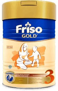 Susu Friso Gold