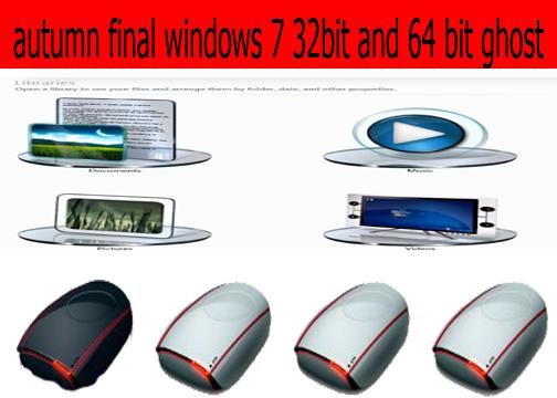 Autumn Final - Smallest & Lightest Windows 7 x86 - Universal