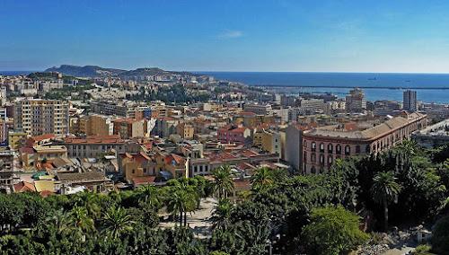 Foto da cidade de Cagliari - Itália