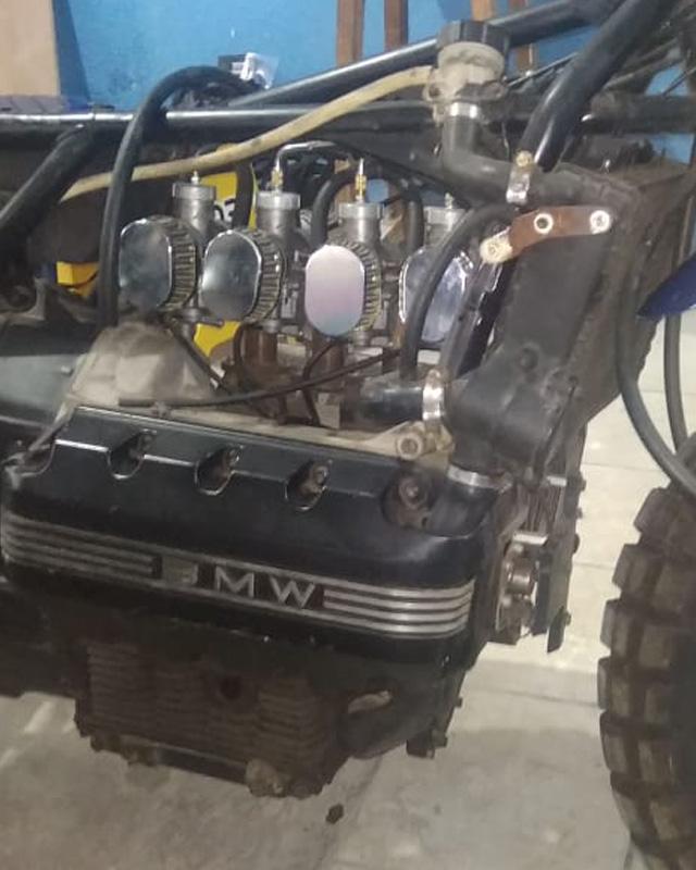 Motor Custom 2