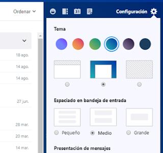 Nuevo Yahoo: Como usar la configuracion principal