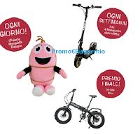 """Concorso Mortadella Bologna """" October Fest"""" : vinci 31 Peluche, 4 Monopattini Nilox e 1 e-bike"""