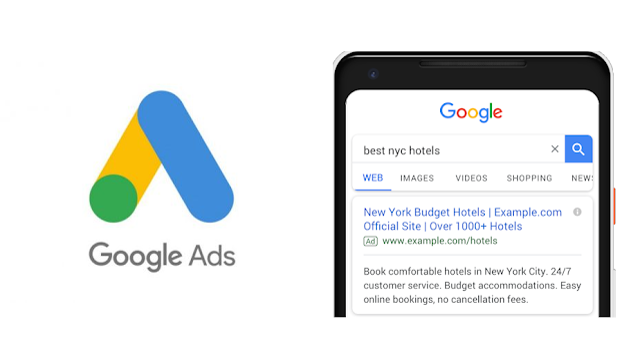 Google Ads : Les annonces responsives sur le réseau de recherche sont par défaut