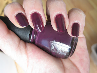 China Glaze urban-nite