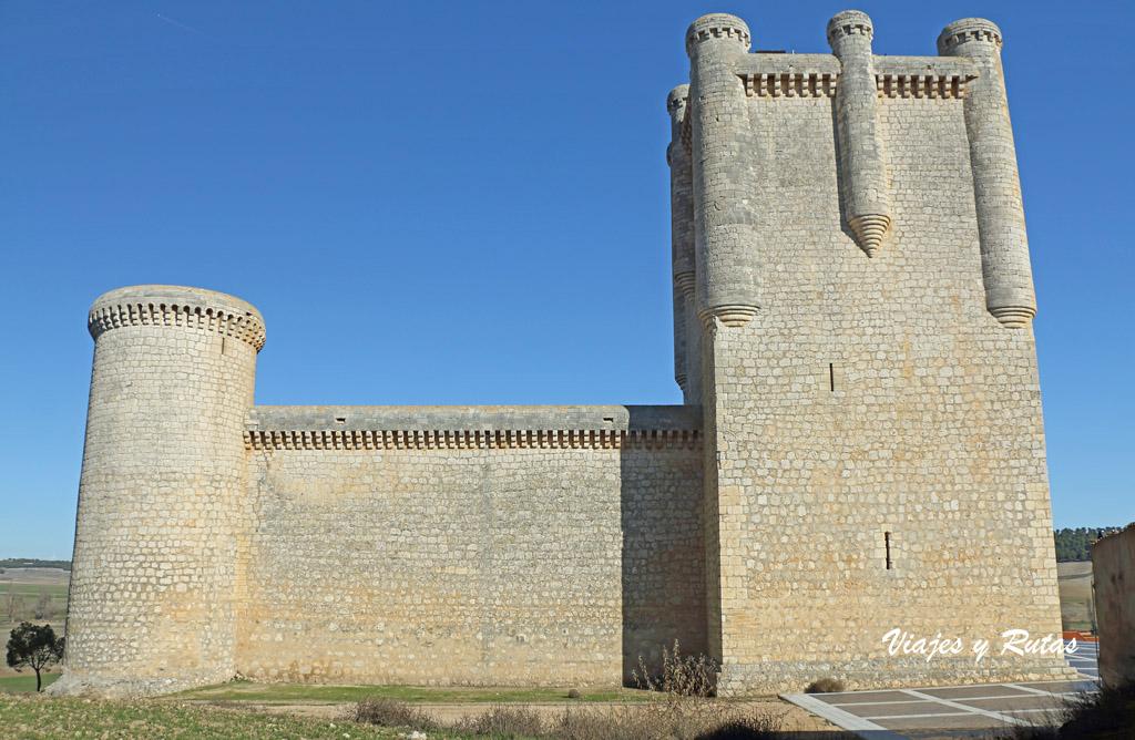 Castillo de Torrelobatón, Valladolid