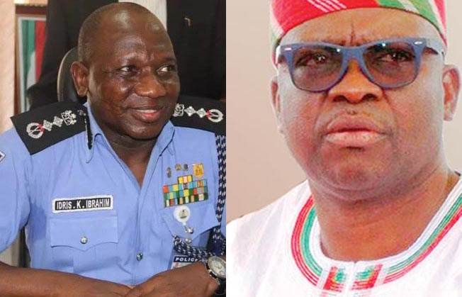 Fayose slams Police for stopping 2face's Feb 6 nationwide protest