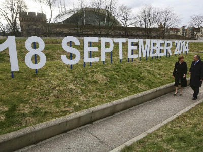 Referéndum de Independencia Escocia