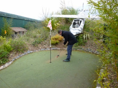 Congo River Adventure Golf at Blaby Golf Centre